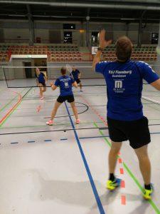 ksj flensburg badminton spiel1